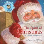 The Spirit of Christmas : A Tradition Of Giving by Nicky Benson & Jason Cockcroft