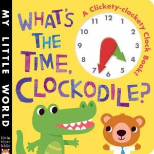 What's the Time Clockodile?