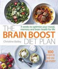 The Brain Boost Diet Plan