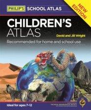 Philip's Children's Atlas by David Wright & Jill Wright