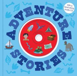 Adventure Stories for Boys plus CD