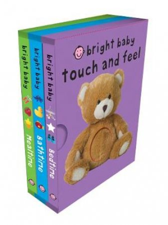 Bright Baby Touch and Feel Slipcase