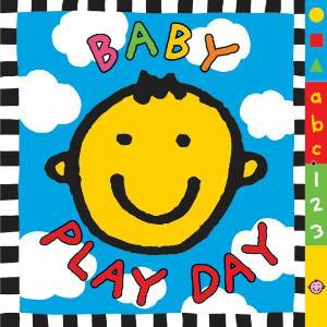 Baby Play Day Board Book