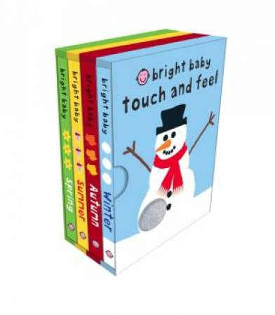 Seasons Slipcase by Baby Touch and Feel Bright