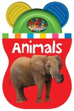 Baby Shaker Teether Animals