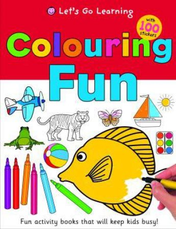 Colouring Fun by Various