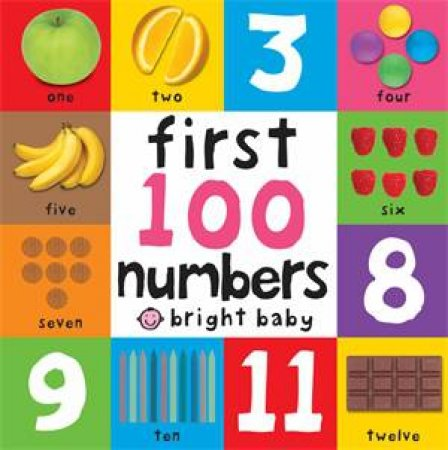 First 100 Numbers by Various
