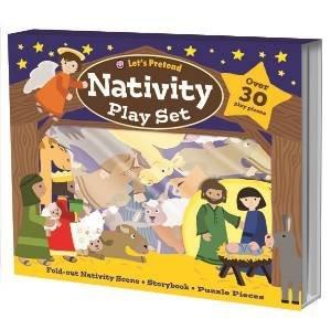 Nativity Play Set by Let's Pretend