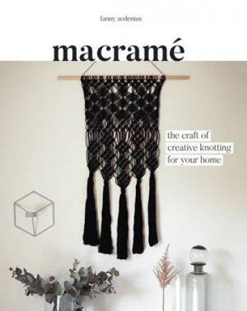 Macramé by Fanny Zedenius