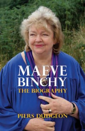 Maeve Binchy by Piers Dudgeon