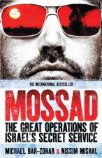 Mossad by Michael Bar-Zohar & Nissim Mishal