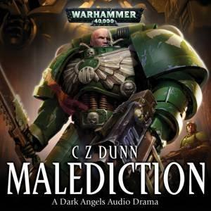 Malediction CD by CZ Dunn