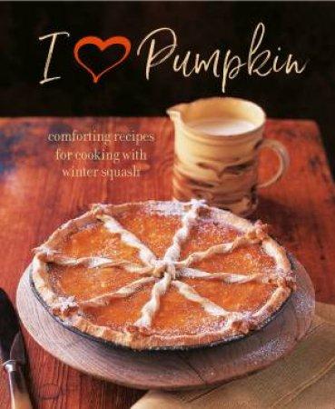 I Heart Pumpkin