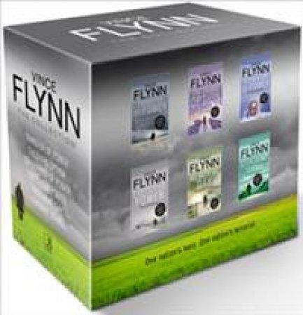Vince Flynn Box Set by Vince Flynn