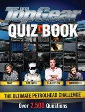 Top Gear Quiz Book by Matt Master