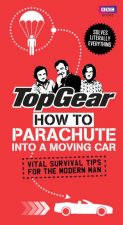 Top Gear How to Parachute into a Moving Car Vital Survival Tips