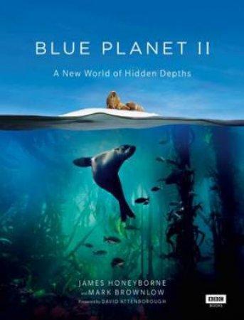 Blue Planet II by James Honeyborne & Mark Brownlow