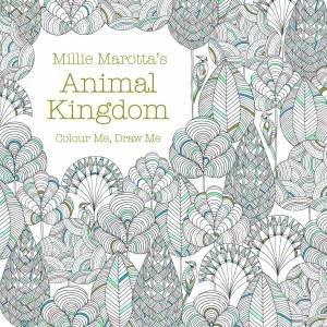 Millie Marottas Animal Kingdom Colour Me Draw By Marotta
