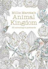 Millie Marottas Animal Kingdom Postcard Book