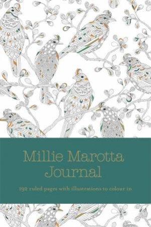 Millie Marotta Wild Savannah Journal By