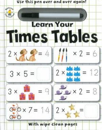 Learn Your Times Table