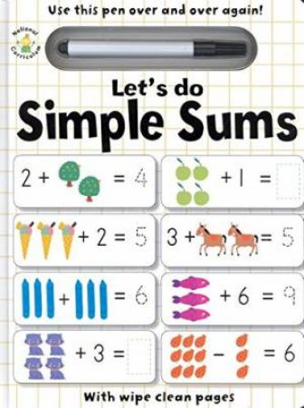 Let's Do Simple Sums by Various