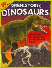 3D Press Out And Play  Prehistoric Dinosaurs
