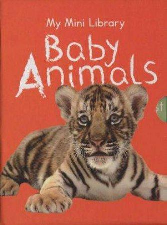 My Mini Library: Baby Animals