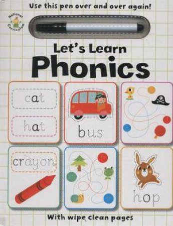 Let's Learn Phonics by Various
