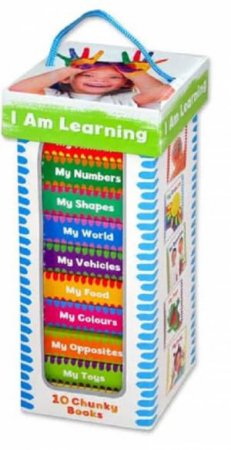 Book Tower: I Am Learning