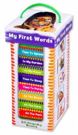 Book Tower: My First Words