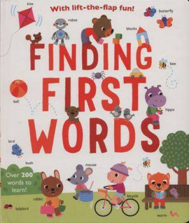 Lift The Flap: Finding First Words by Various