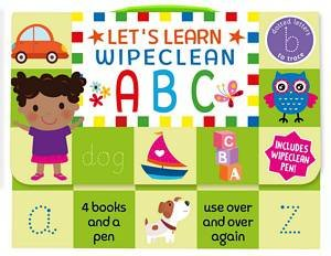 Let's Learn: Wipe Clean ABC by Various