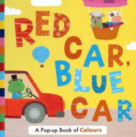 Red Car, Blue Car Pop Up by Various