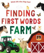 Lift The Flap Finding First Words Farm