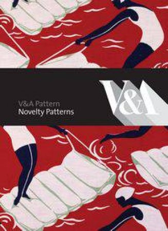 V and A Pattern: Novelty Patterns by Valerie Mendes