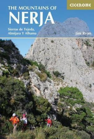Cicerone Walking Guide: Mountains of Nerja - Sierras Tejeda, Almijara Y Alhama