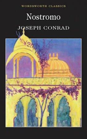 Nostromo by CONRAD JOSEPH