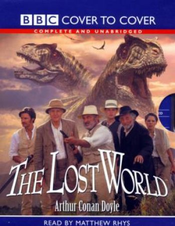 The Lost World - Cassette by Arthur Conan Doyle