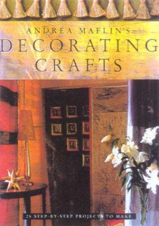 Decorating Tips by Andrea Maflin