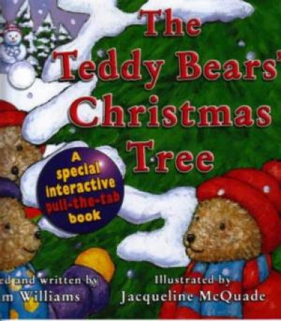 The Teddy Bears' Christmas Tree by Sam Williams