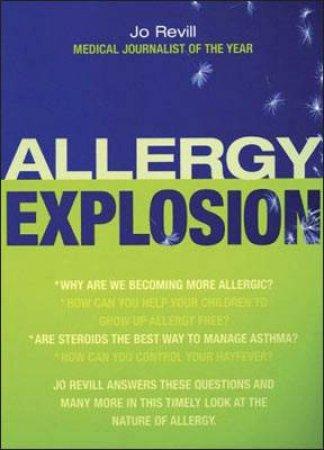 Allergy Nation by Jo Revill