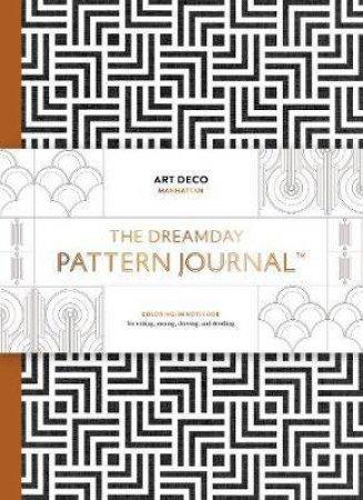 Dreamday Pattern Journal: Art Deco - Manhattan