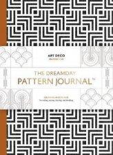 Dreamday Pattern Journal: Art Deco - Manhattan by Dreamday Pattern Journal