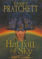 A Hat Full Of Sky Cassette