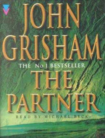 The Partner - Cassette by John Grisham