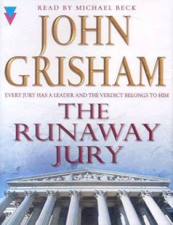 The Runaway Jury - Cassette by John Grisham