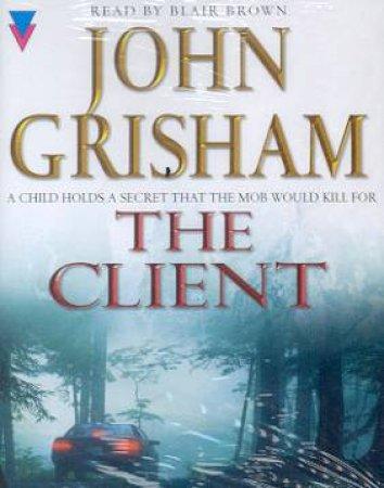 The Client - Cassette by John Grisham