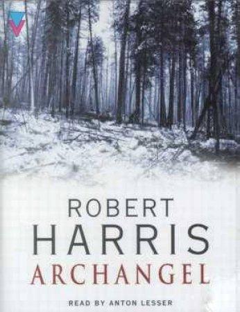 Archangel - Cassette by Robert Harris
