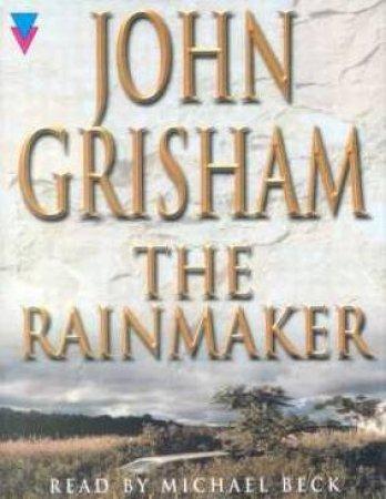 The Rainmaker - Cassette by John Grisham